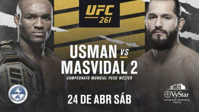 UFC En Vivo 261